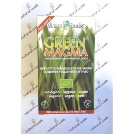 Royal Green GREEN MAGMA 320 Compresse | Disintossicante E Antiossidante