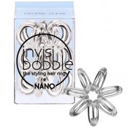 Invisibobble Nano Crystal Clear | Non Lascia Segni Nei Capelli
