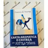 Carta Aromatica  d'Eritrea Blu Touareg 24 listelli