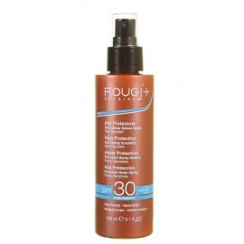 Rougj Alta Protezione Emulsione Solare Spray Viso e Corpo SPF 30
