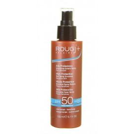 Rougj Alta Protezione Emulsione Solare Spray Viso e Corpo SPF 50