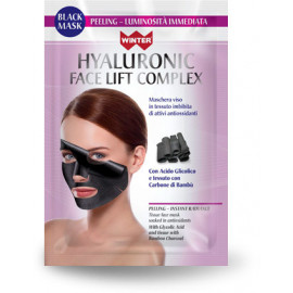 BLACK MASK Hyaluronic Face Lift Complex Winter
