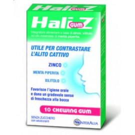 HALI-Z Gum Contrasta l'alito cattivo