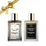 HOLLYWOOD ATTRACTION Set regalo - Confezione 2 profumi uomo & donna