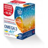 OMEGA 3 Act 60 Perle con Vitamina E