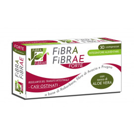 FIBRA FIBRAE FORTE 30 Compresse Regolarità del transito intestinale Casi Ostinati