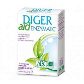 Diger Aid Enzymatic 20 Compresse