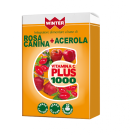 VITAMINA C PLUS SUPER 1000 32 Compresse deglutibili Winter