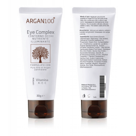 ARGAN 100 – Eye Gel Contorno Occhi – PLATINUM PHARMA Cosmetics