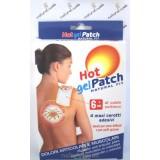 Planet Pharma Hot Gel Patch | Cerotti Adesivi Contro i Dolori Articolari e Muscolari