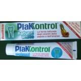 Plakkontrol Dentifricio Natural White - Azione sbiancante gusto menta | NATURALWEB