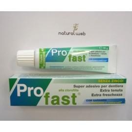 Ideco Pro Fast Grande Adesivo per Dentiere | Lenitivo e Cicatrizzante