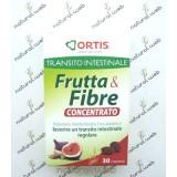 ORTIS Frutta e Fibre Concentrato 30 Compresse Favorisce un Transito Intestinale Equilibrato | Naturalweb
