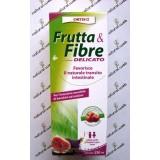 ORTIS Frutta e Fibre Sciroppo Delicato 250 ML. - Prodotto Naturale Per Il Benessere Dell'Intestino