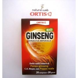 ORTIS Ginseng Bio Dinastia Imperiale Compresse   Energizzante