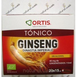 ORTIS Ginseng Bio Dinastia Imperiale 20 Fiale