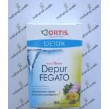ORTIS Detox Depur Fegato Compresse Per Depurare il Fegato e l'Organismo | Naturalweb