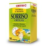 Ortis Ortilax Sorriso 90 Compresse - Favorisce Il Transito Intestinale