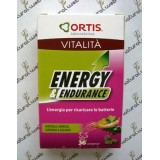 ORTIS Vitalità Energy e Endurance Compresse