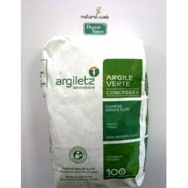 Dr. Nature Argilla Verde Concassè 1 Kg - Rimedio Naturale Di Bellezza