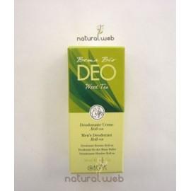 BEMA DEO Wood Tea Deodorante Roll-On Uomo | Rinfrescante Delicato