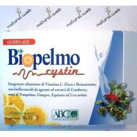 Biopelmo Cystin 14 Bustine - Integratore Vitamine e Zinco