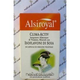 Dott. Cagnola Clima Activ Isoflavoni Soia Alsitan | Integratore di Vitamine e Sali Minerali