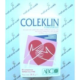 COLEKLIN Colesterolo 60 Compresse - Per Favorire i Normali Livelli Di Colesterolo