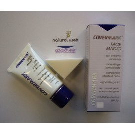 COVERMARK Face Magic NR. 3 | Dermocosmetico Impermeabile con SPF 20
