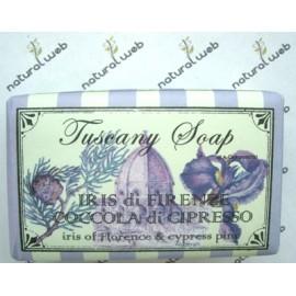 TUSCANY SOAP Iris di Firenze e Coccola di Cipresso