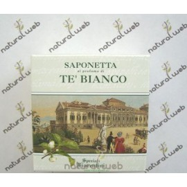 SPEZIALI FIORENTINI Saponetta Te' Bianco