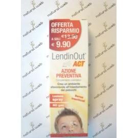 Lendin Out Act | Azione Preventiva Antipidocchi
