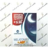 Melatonina ACT 3 Complex 120 Compresse - Regola Il Ciclo Del Sonno