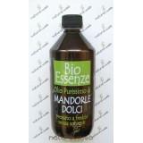 Bio Essenze Olio di Mandorle Dolci 500 ML. - Protegge e Idrata La Pelle