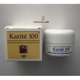 Karitè 100 Burro in Crema 50 ml.