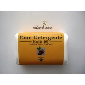 Karitè 100 Pane Detergente - Azione Nutriente, Idratante e Protettiva