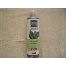 MONILI Verde Color - Shampoo capelli ROSSI