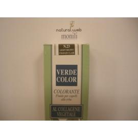 Monili Verde Color: tinta capelli Castano Chiaro Nr.23