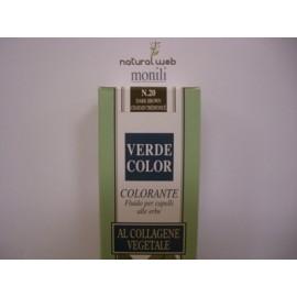 MONILI Verde Color: tinta capelli Castano Scuro Nr.20
