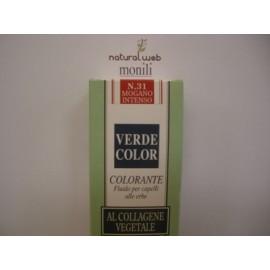 MONILI Verde Color: tinta capelli Mogano Intenso Nr.31