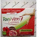 Ortis Toniven 7 Express - Rimedio Per Gambe Gonfie
