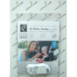 D-Mite Away Contro gli Acari della Polvere a Batteria
