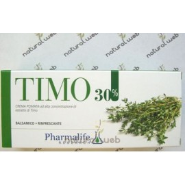 PHARMALIFE Crema-Pomata al Timo   Rinfrescante e Deodorante