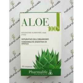 PHARMALIFE Aloe 100% | Compresse per la Protezione Naturale Per l'Organismo