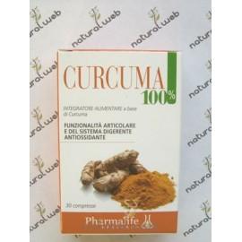 Pharmalife Curcuma 100% - Protegge Il Fegato