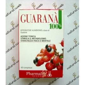 Pharmalife Guaranà Puro 100% - Azione Tonica e Stimolante