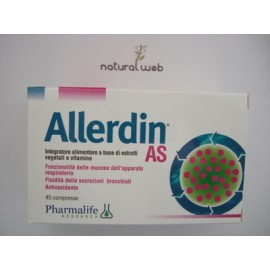 Pharmalife Allerdin AS Compresse - Antiallergico