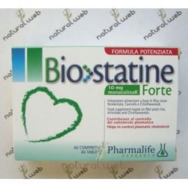 Pharmalife Biostatine Forte Compresse - Riduce i Livelli Di Colesterolo