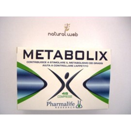 PHARMALIFE Metabolix | Compresse Dimagranti