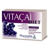 Pharmalife Vitaçai Diet Compresse - Per Il Benessere Intestinale